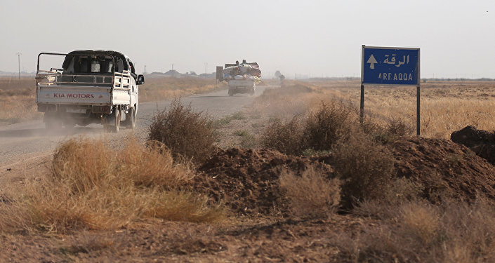 Mueren civiles durante un ataque de la coalición internacional cerca de Al Raqa