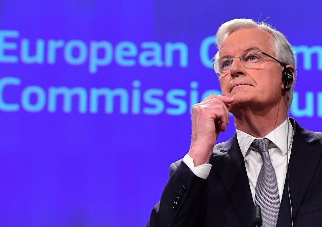 Michel Barnier, renombrado político europeo