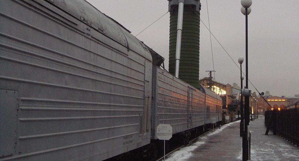 RT-23: El tren de la muerte de la URSS