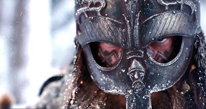 Episodio de la película de Andréi Kravchuk 'Vikingo'