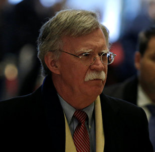 John Bolton, el diplomático estadounidense