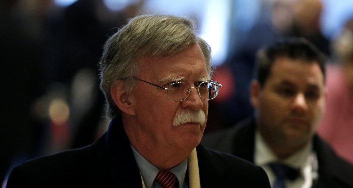 John Bolton, diplomático estadounidense