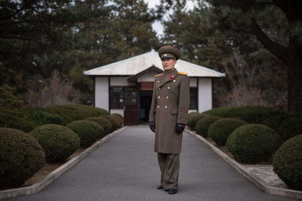 Los rostros de Corea del Norte