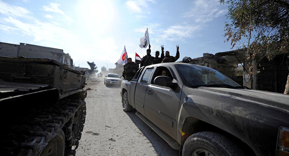 Rusia anuncia el fin de operaciones militares en Alepo