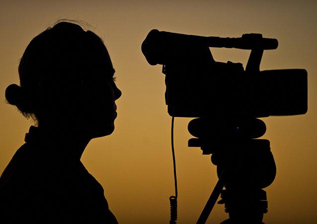Periodista (imagen referencial)
