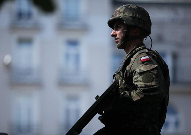 Soldado polaco