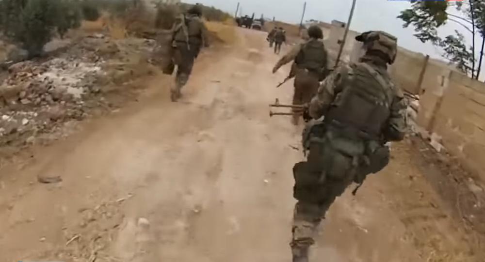 Así actúan las Fuerzas Especiales rusas en Siria