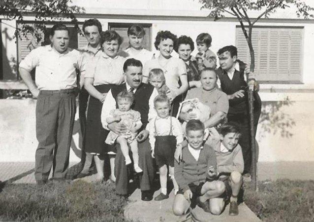 La familia Strapko