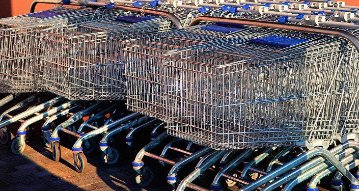 Los carritos de la compra (imagen referencial)
