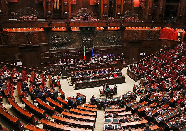 La Cámara de Diputados de Italia da luz verde al Gobierno de Gentiloni