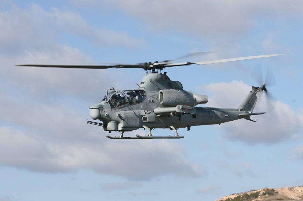 Los 10 mejores helicópteros de ataque del mundo - Sputnik Mundo