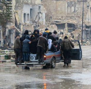 Los barrios de Alepo, liberados de extremistas