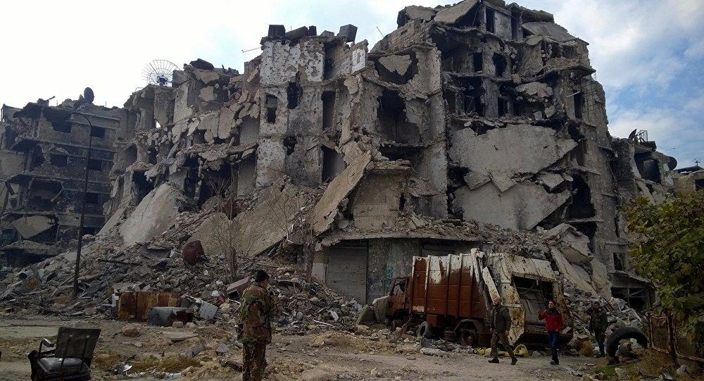 Trabajador humanitario en Siria: Las 'atrocidades' contra civiles en Alepo solo las he visto en los medios