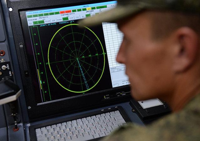 Sistema de guerra electrónica Krasuja 4