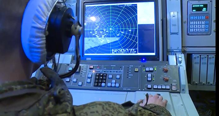 Las Tropas Radiotécnicas de las Fuerzas Aeroespaciales rusas celebran su 65º aniversario
