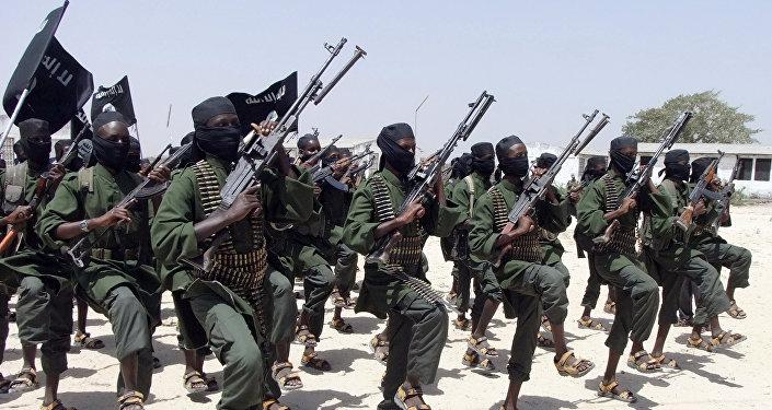 Rebeldes islamistas del al-Shabab (archivo)