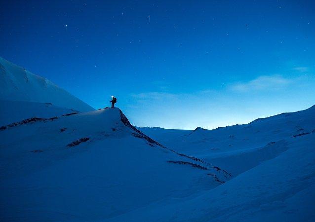 Polo Norte (archivo)