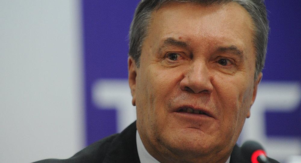 Yanukóvich: los francotiradores que 'trabajaban' en el Maidán vinieron de otros países