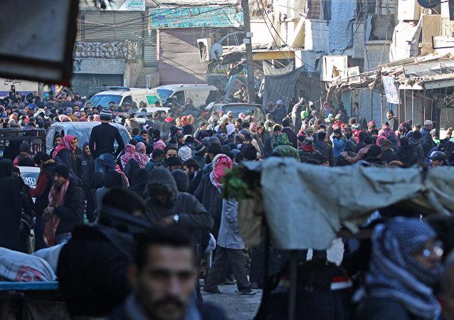 Lo que ocurre realmente en Siria
