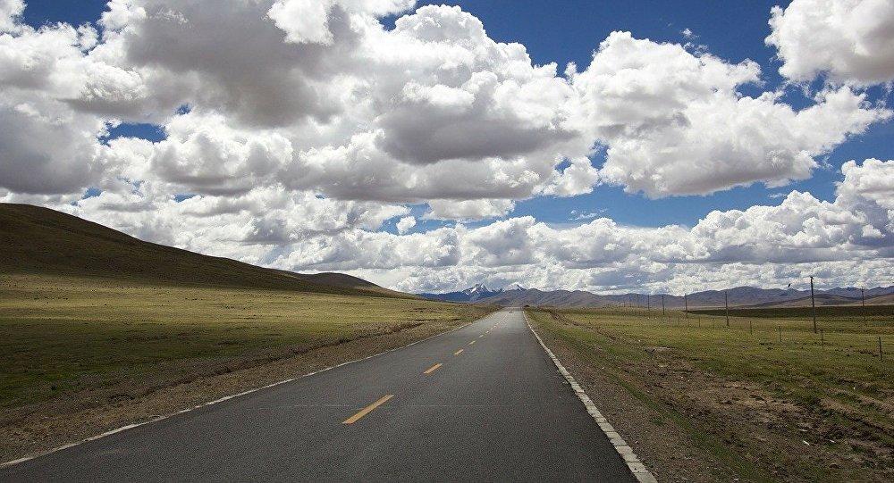 Una carretera
