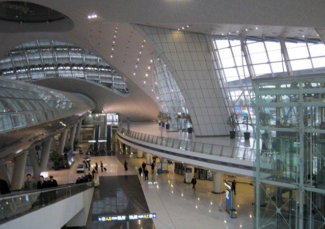 Aeropuerto de Seúl