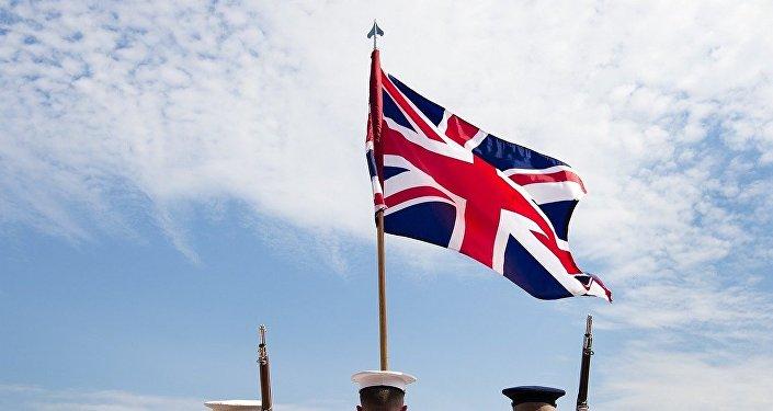 La bandera de Reino Unido (imagen referencial)
