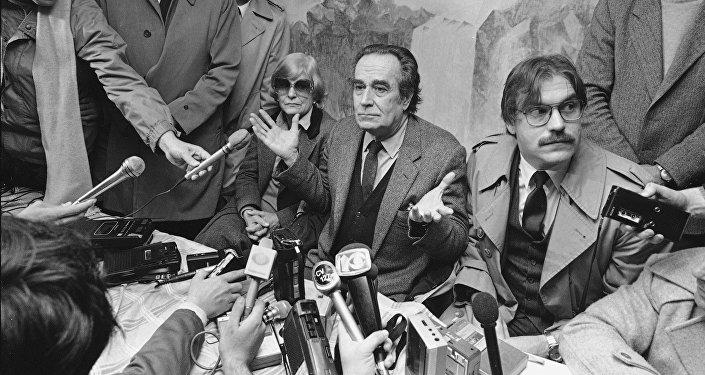 Wilson Ferreira Aldunate, político uruguayo
