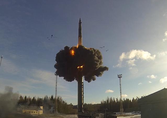 Las Tropas de Misiles de Designación Estratégica: la garantía de la defensa de Rusia