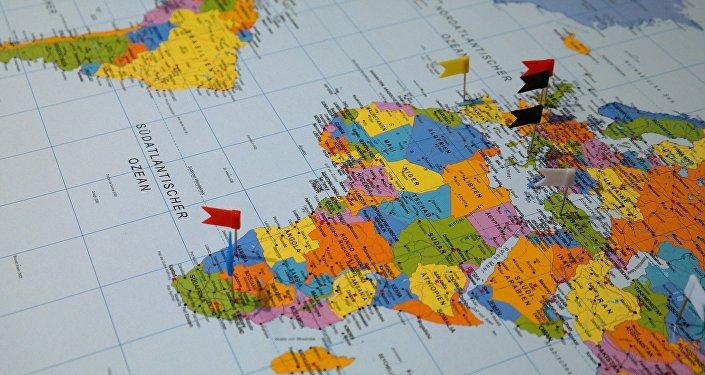 Mapa (imagen referencial)