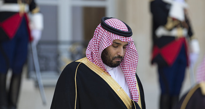 Príncipe heredero de Arabia Saudí, Mohammed bin Salman bin Abdulaziz al-Saud