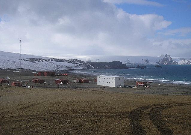 Base antártica uruguaya