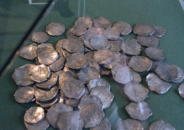 Monedas antiguas (archivo)