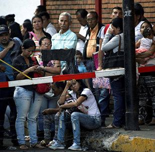 Frontera entre Colombia y Venezuela (archivo)