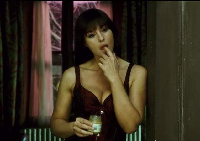 Monica Belucci, la actriz italiana