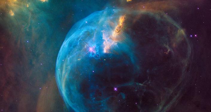 Insólito: las mejores fotos espaciales del año