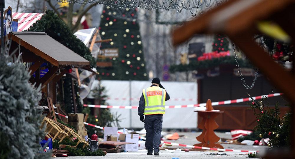 El día después del atentado terrorista en Berlín (archivo)