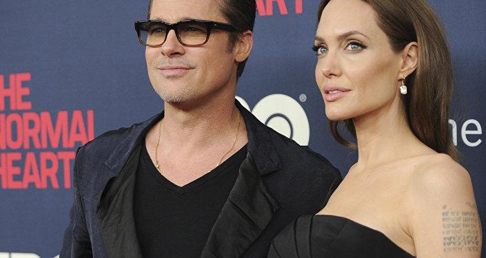 Angelina Jolie revela un detalle escandaloso sobre Brad Pitt