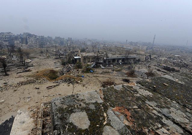 Situación en Siria ( archivo)