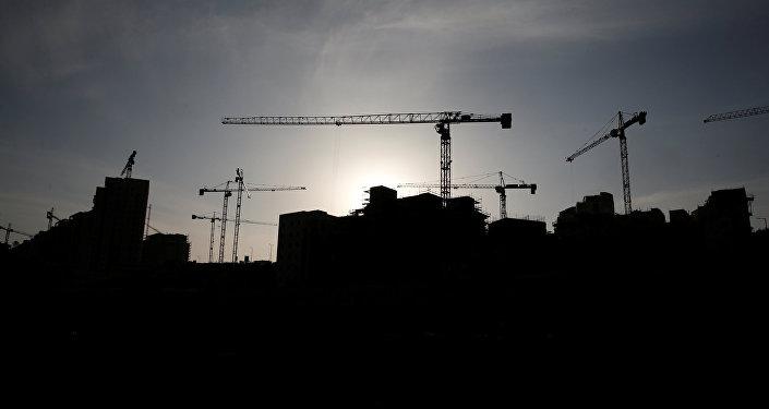 Construcción de asentamientos en Israel