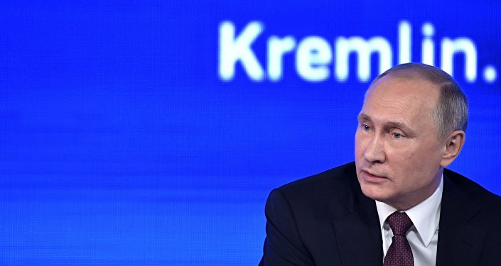 La gran rueda de prensa anual de Vladímir Putin