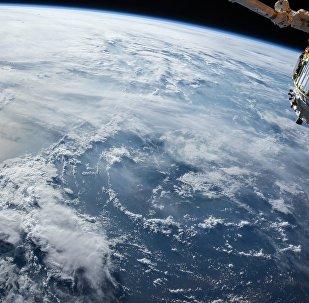 La Tierra desde el espacio (Archivo)