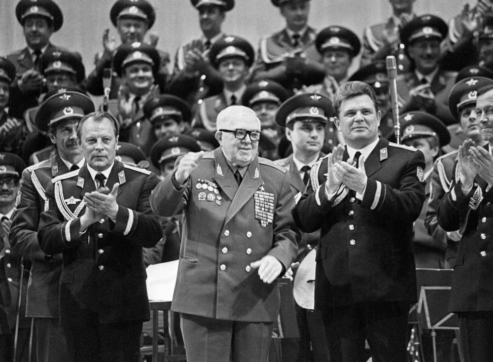 La cultura rusa, de luto: los mejores momentos del legendario Ensamble Aleksándrov