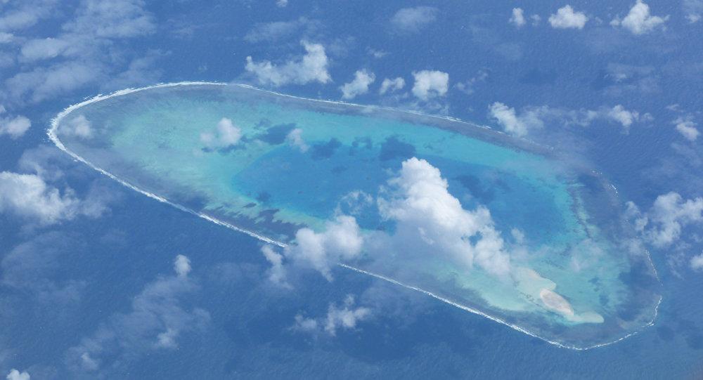 Una de las islas Paracelso