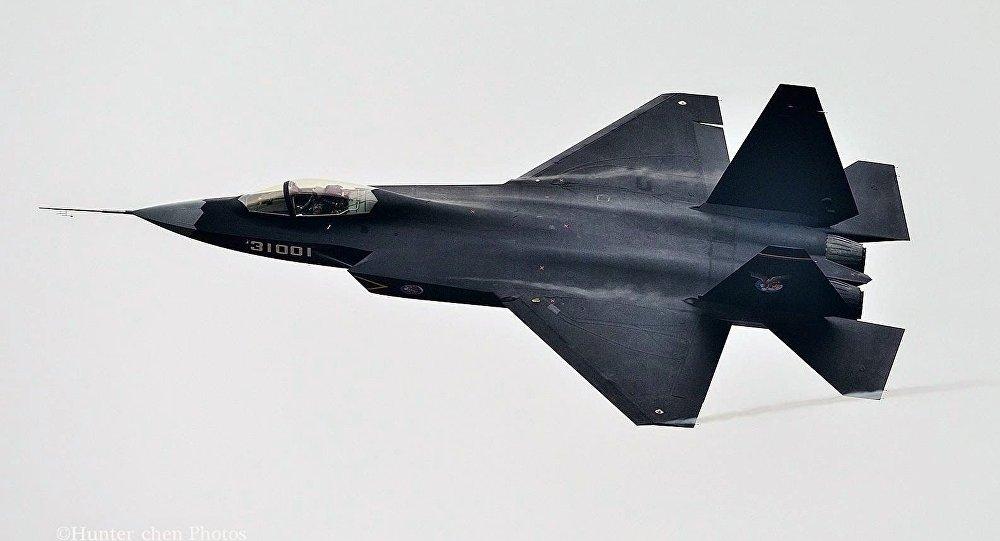 Avión J-31 (FC-31 / F-60)
