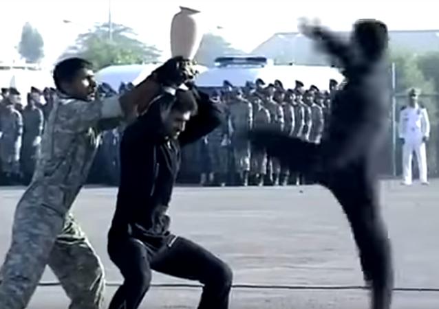El cántaro inmortal: un jarrón derrota a los militares iraníes