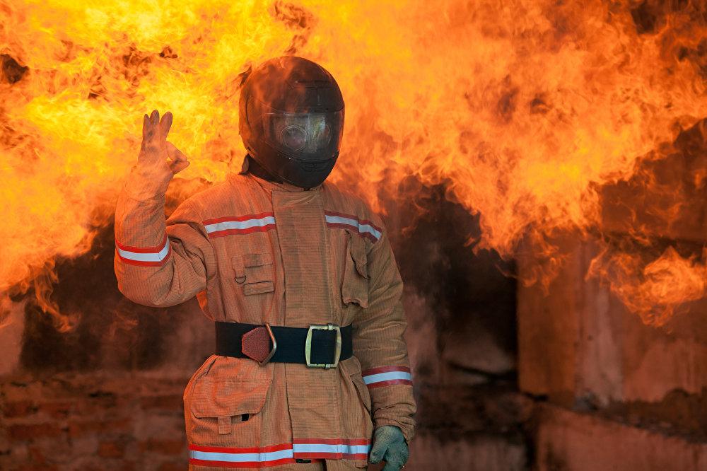 El uniforme de protección de nueva generación para los servicios de emergencia