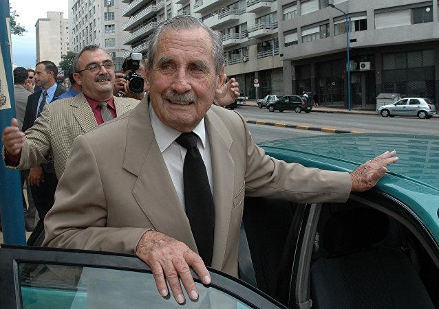 Gregorio Álvarez, exdictador uruguayo