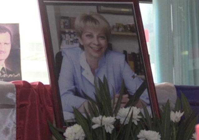 Llega a Latakia la ayuda humanitaria de la doctora Liza, fallecida en la tragedia del Tu-154