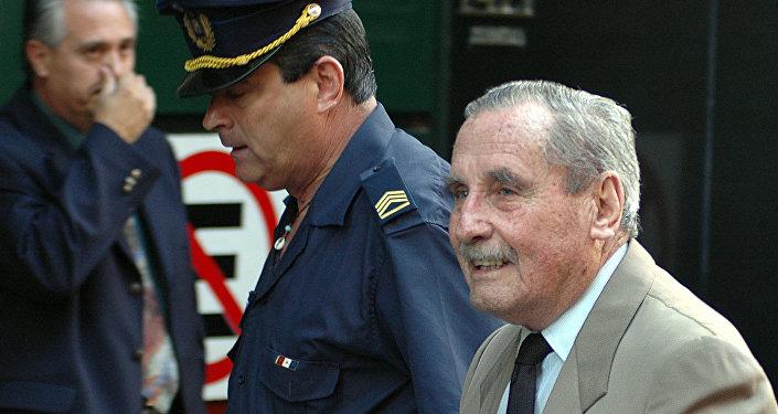 Gregorio Alvarez, dictador uruguayo en los años 1979-1985