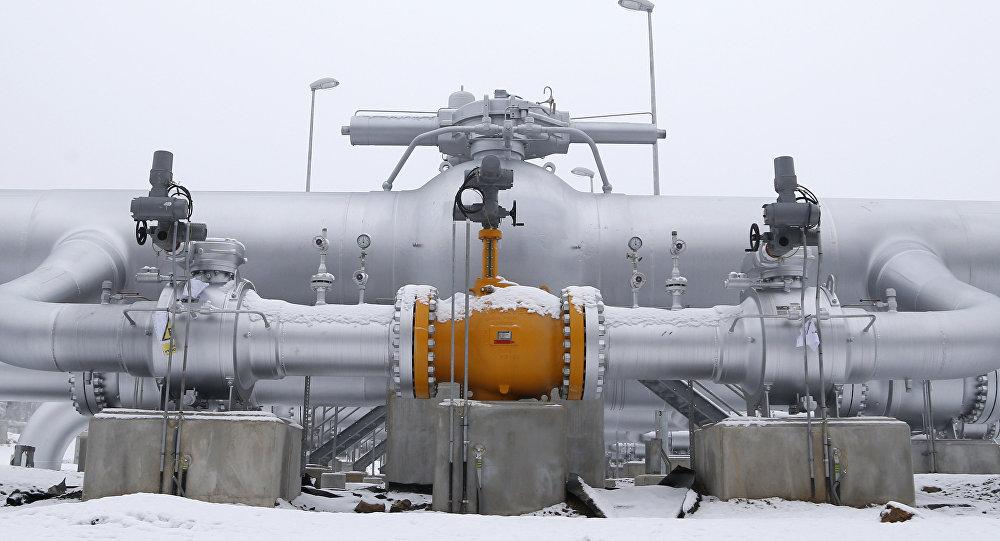 Un tramo del Nord Stream 2 en la República Checa